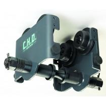 Chariot manuel pour palans à crochet de suspension manuels ou électriques