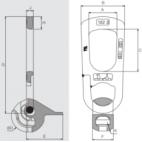 Main de levage 6102 ARTEON CMU 1.3 T à 32 T