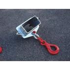 Etrier de fourche avec crochet de sécurité