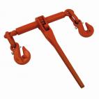 tableau des cotes tendeur d'arrimage à cliquet avec crochets et sécurité