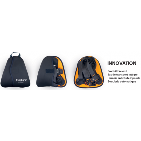 Innovation PACK&G'O NUS57P NEOFEU