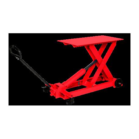 Table élévatrice manuelle extra plate 650 à 2500 Kg