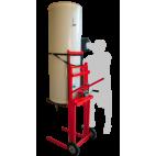 Application gerbeur manuel 100 Kg avec rallonge