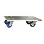 Plateau roulant bois Glissnot roues nylon non tachant CU 500 kg