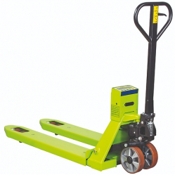 Transpalette peseur manuel 2.5T