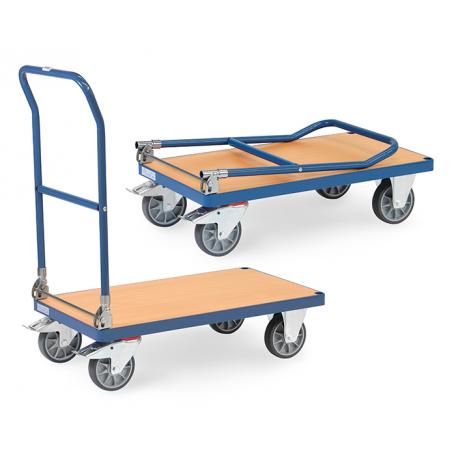 Chariot pliable 600 kg Fetra
