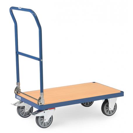 Chariot dossier rabattable 600 kg Fetra