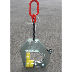 Pince à panneaux - CMU 100 kg - matériel TP|BTP