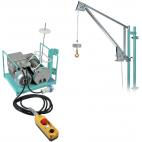 Elévateur de chantier 150 kg AP 150 - matériel TP et BTP