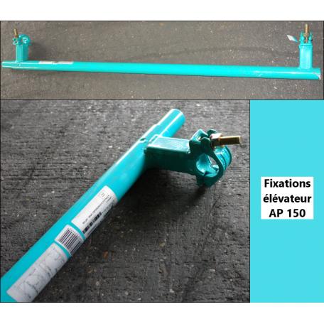 Fixations pour échafaudage AP 150 - Imer