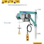 Informations sur élévateur TRVK 200 N - appareil de levage de chantier