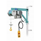 Treuil électrique de levage pour chantiers - 200 kg TRVK 200 N