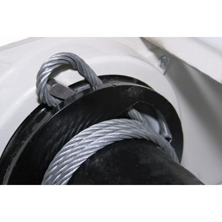 Système d'enroulement de câble treuil motorisé EW