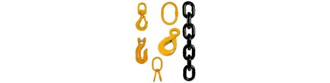 Accessoires et pièces détachées élingues chaîne