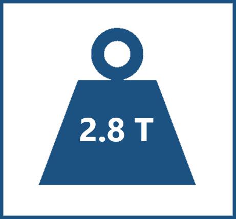Chaîne diamètre 8 mm