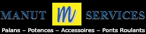 Accessoires de levage et de manutention  - Manut Access
